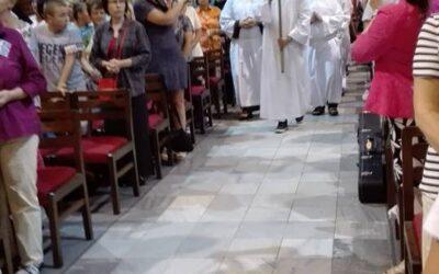 Msza w katedrze gnieźnieńskiej