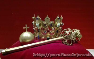 insygnia królewskie